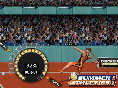 Duracell's Summer Athletics
