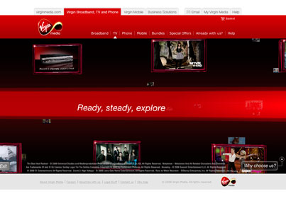 Virgin Media - See what you're missing